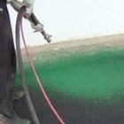 Распылитель резиновой крошки